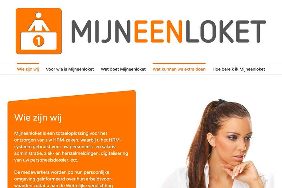 Website Mijneenloket.com